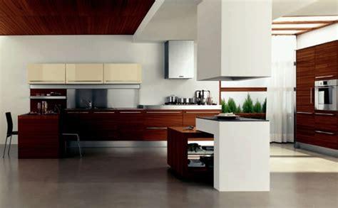 deco cuisine contemporaine décoration cuisine moderne quelques idées et astuces