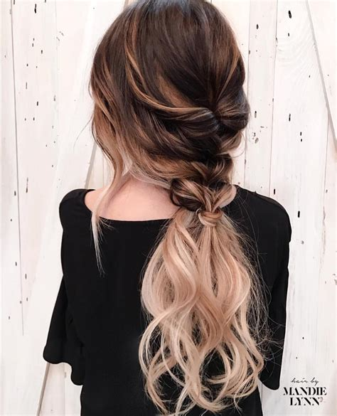 Easy Ponytail Hairstyles For by 10 Trendiest Ponytail Hairstyles For Hair 2019 Easy