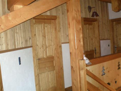 chalet avec int 233 rieur rustique sur seytroux jolly construction bois