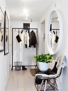 quel miroir d39 entree choisir pour son interieur jolies With porte d entrée alu avec miroirs ronds salle de bain