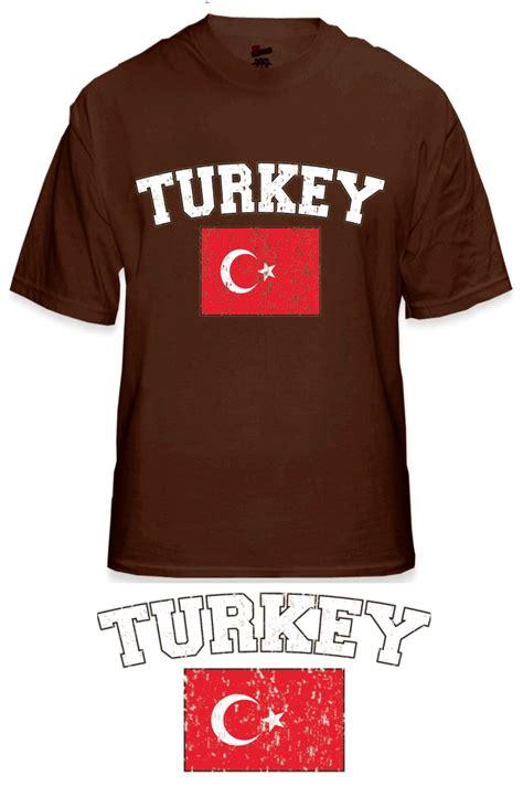 tshirt template for turkey turkey vintage flag international mens t shirt