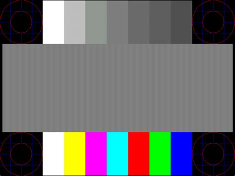 Test Pattern - test pattern for lcd monitors mitsubishi electric
