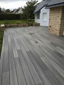 Composite Pour Terrasse : terrasse composite cote parquets ~ Premium-room.com Idées de Décoration