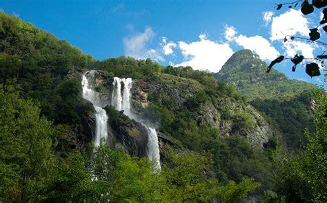 Alps Cascade Waterfall · Free Photo On Pixabay