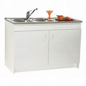 Meuble Sous Evier 90 Cm : cuisine comparez les prix pour professionnels sur ~ Dailycaller-alerts.com Idées de Décoration