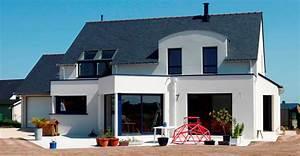 Idée Construction Maison : idee de maison a construire ~ Premium-room.com Idées de Décoration