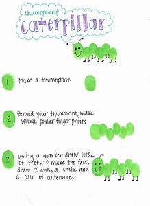 How To Make Fingerprint Insects And Bug Art For Kids Free