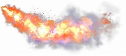 Transparent Flame Background Jet Flames Clipart Clip