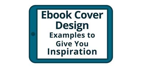 ebook cover design ebook cover design exles to give you inspiration book