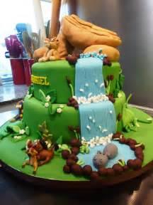 Lion King Birthday Cake Ideas
