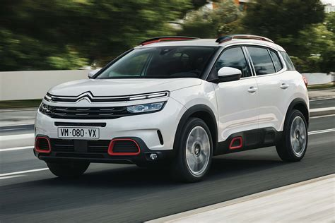 citroen suv 2018 new citroen c5 aircross family suv prices from 163 23 225
