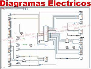 Wiring Diagram Electrico Renault Twingo