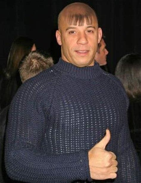 arty on twitter quot tbt when vin diesel haircut was classy
