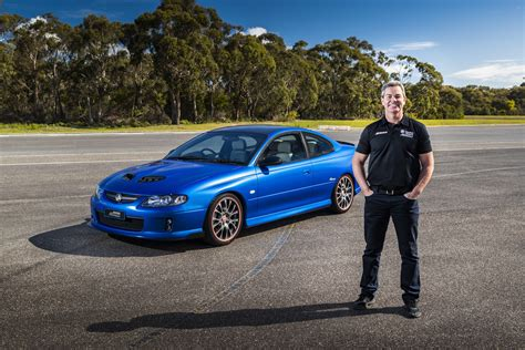 Craig Lowndes unveils custom Holden Monaro - Torquecafe.com