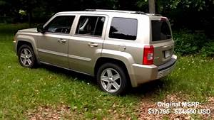 2010 Jeep Patriot Limited Review