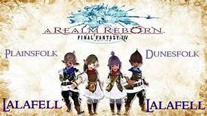 Final Fantasy XIV ARR The LalafellPlainsfolk