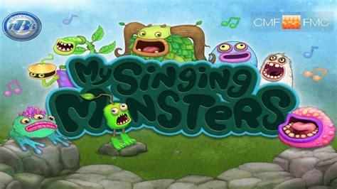 singing monsters universal hd gameplay trailer