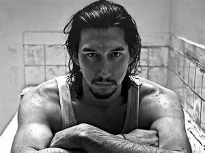 Adam Driver Puts Muscles on Display for 'Interview' Spread ...