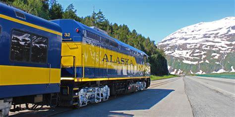 Alaska Railroad Whittier to Anchorage Train   AlaskaTrain.com