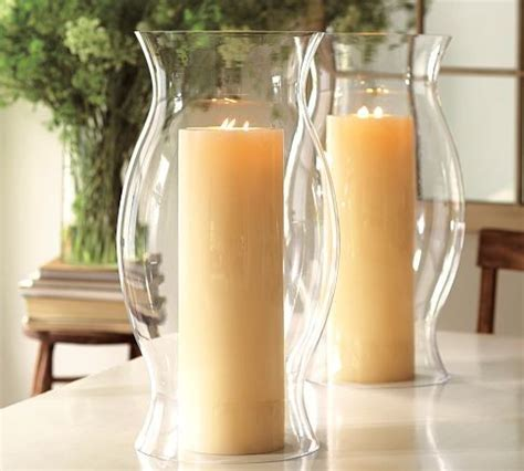 hurricane ls for candles hourglass hurricane sleeve candles and candleholders