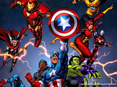 Earth's Mightiest Heroes Animated