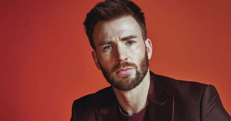 Everyone's Beloved Captain America, Chris Evans Has A New ...