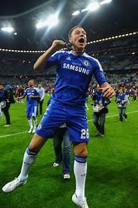John Terry in FC Bayern Muenchen v Chelsea FC - UEFA ...