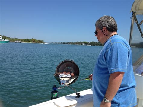 Magma Boat Grill by Magma Grill Which One To Choose Page 3 The Hull