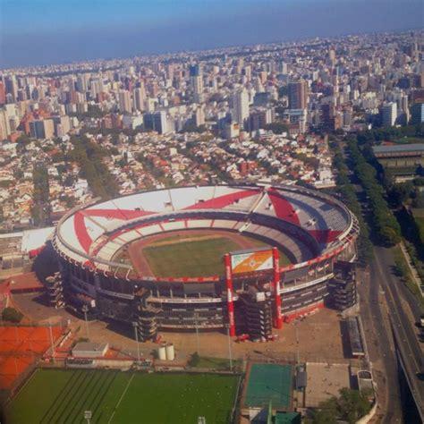 River Plate Stadium - El Monumental | Estadios del mundo ...