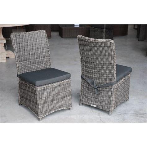 chaise de jardin en résine tressée chaise de jardin en résine tressée ronde achat vente fauteuil jardin chaise de