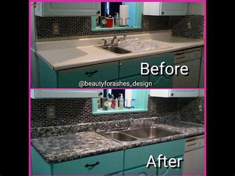 can you paint countertops with regular paint how to paint a faux granite countertop 100