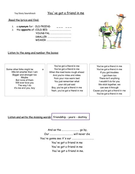 adjectives worksheets busy