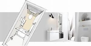 Lösungen Für Kleine Bäder : badezimmer 5 qm planen ~ Michelbontemps.com Haus und Dekorationen