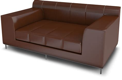 Ikea Kramfors Sofa by Cad And Bim Object Kramfors 2 Seat Sofa Ikea