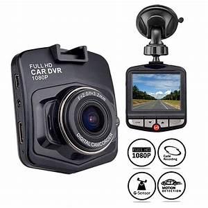 Car DVR Dash Cam Driving Recorder Mini Portable Full HD ...
