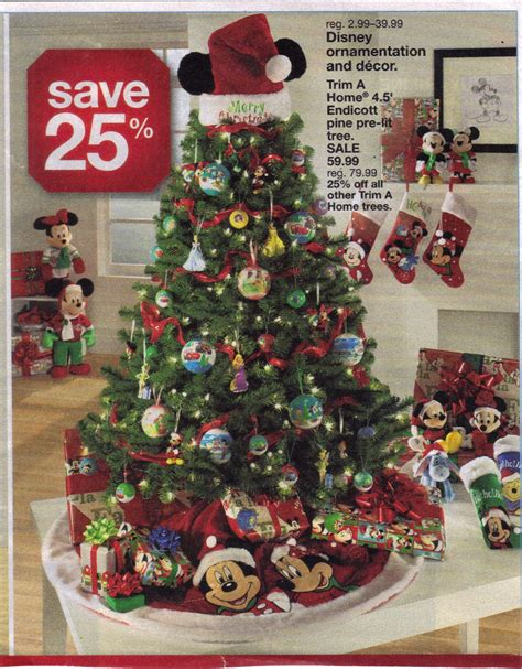 disney christmas trees ideas  pinterest