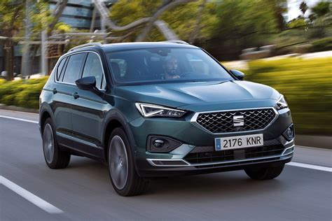 seat tarraco review auto express