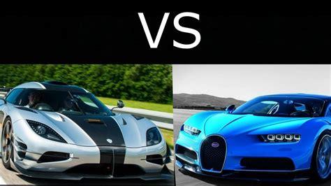 Bugatti chiron vs koenigsegg jesko drag race  the crew 2 inner drive sharefactory™ store.playstation.com/#! Koenigsegg One:1 vs Bugatti Chiron Part2 Review - YouTube