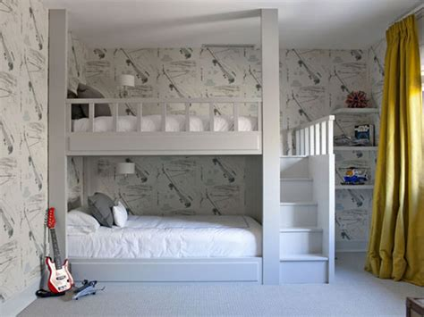 mommo design  cool bunk beds