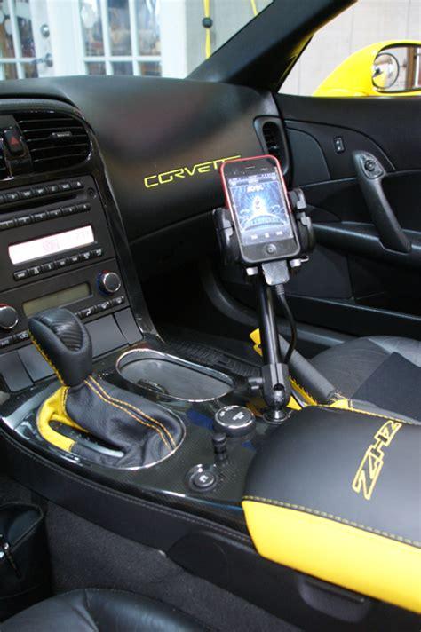 recommend  smart phone mount    corvetteforum