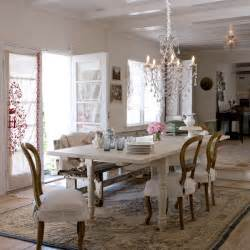 wohnideen shabby chic shabby chic dining room interior decorating accessories
