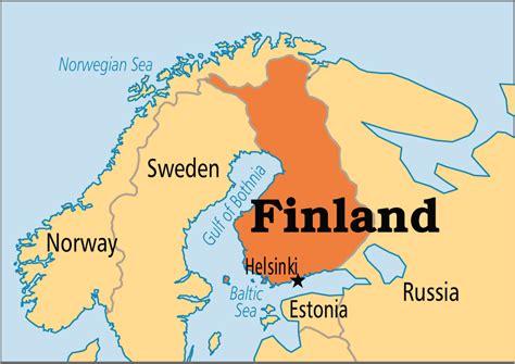 finland operation world
