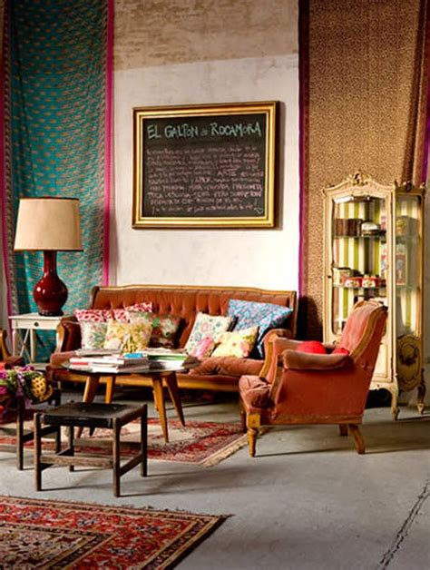 bohemian style furniture bohemian style part 1 the yellow cottage