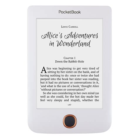 E-reader Pocketbook Basic 3, Pb614w-2-d-ww
