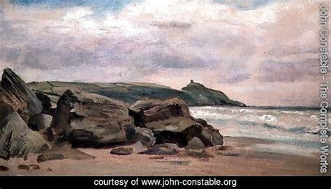 Ee  John Ee    Ee  Constable Ee    Ee  The Complete Ee    Ee  Works Ee   Coastal Scene  Ee  John Ee