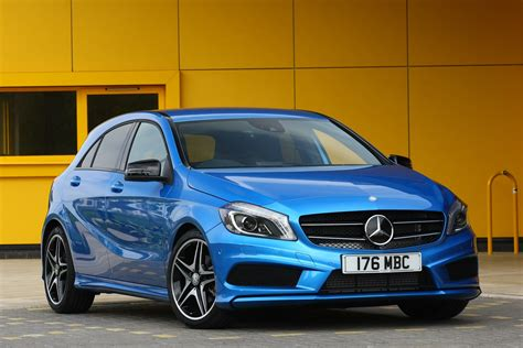 Mercedes A Class Picture by Mercedes A Class By Car Magazine