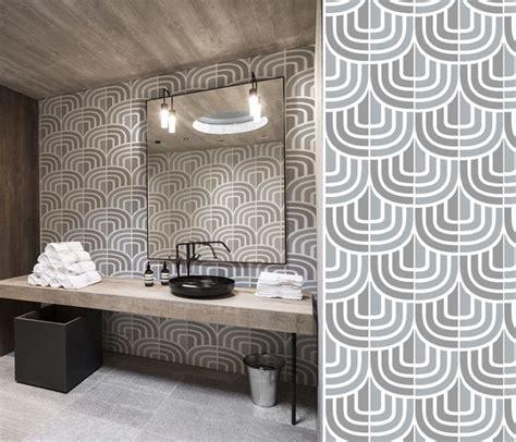 papiers peints salle de bains papiers peints de marques inspiration d 233 coration murale au fil des couleurs papiers