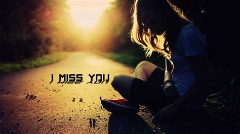 missed  lonely girl   street hd love wallpapers