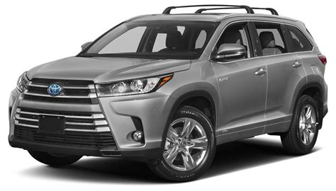 2017 Toyota Highlander Hybrid For Sale 132 Used Cars From