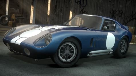 shelby cobra quot daytona quot coupé need for speed wiki